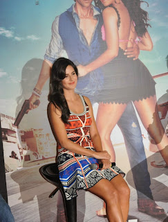 Actress Katrina Kaif Pictures at Bang Bang Movie le Song Launch  6