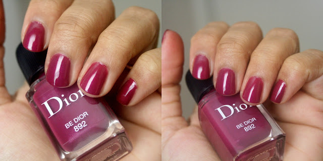 Dior Vernis Be Dior # 892 Swatch