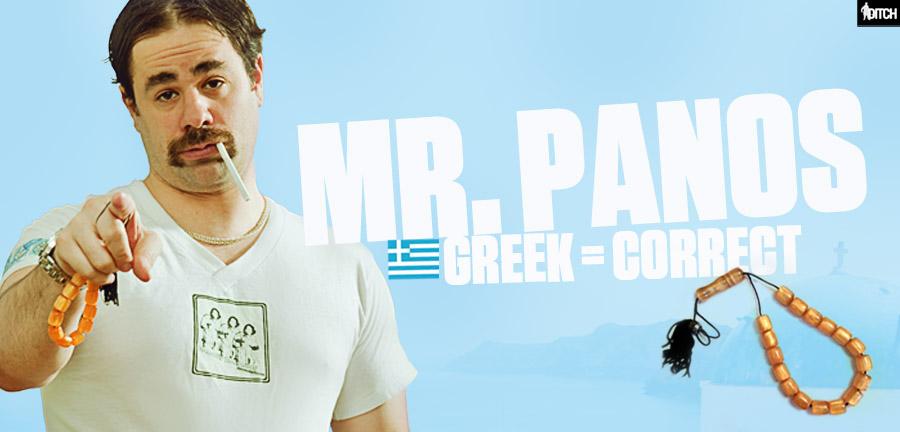 Mr. Panos