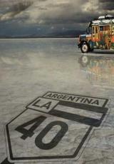 Carátula del DVD La 40