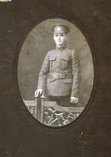 Frederick Markham WW1