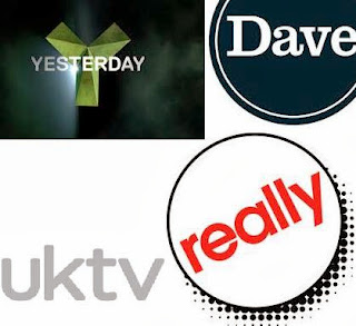 UKTV Freeview Channels