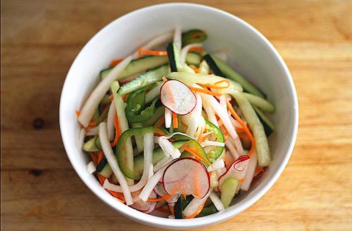 Diakon Salad