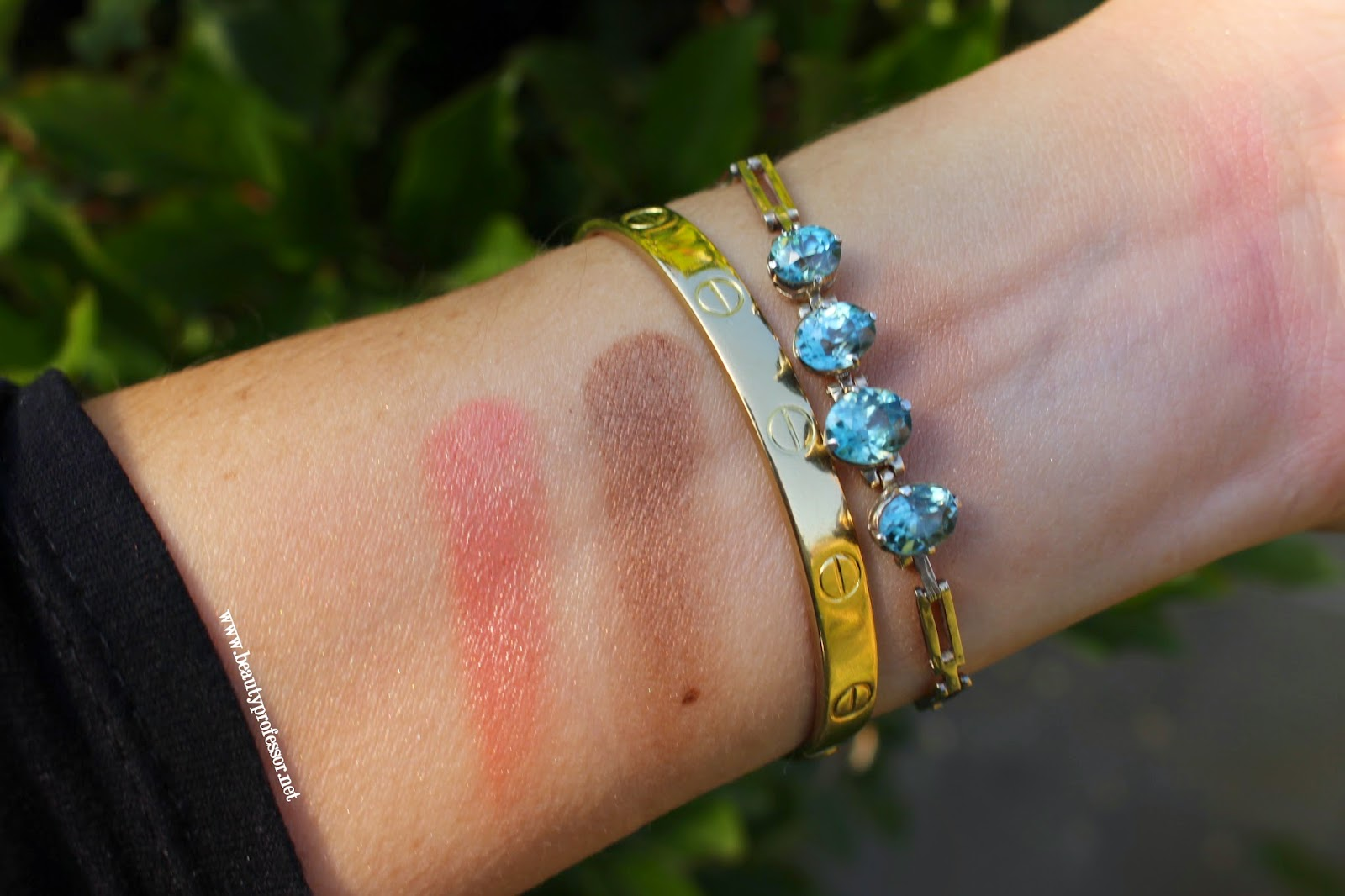 charlotte tilbury filmstars on the go swatches