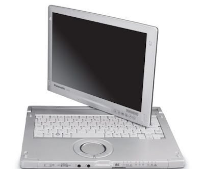 new Panasonic Toughbook C1