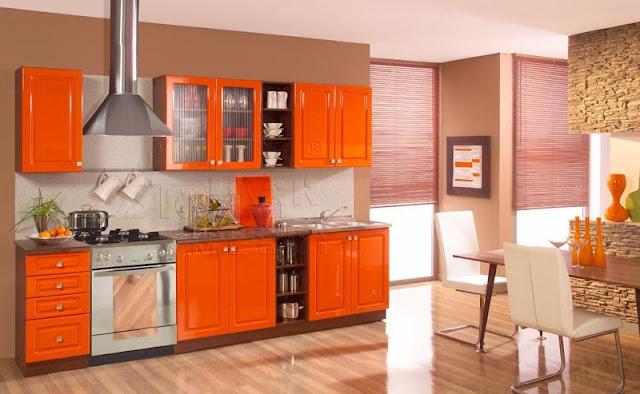 Id e couleur de peinture cuisine for Peinture cuisine couleur