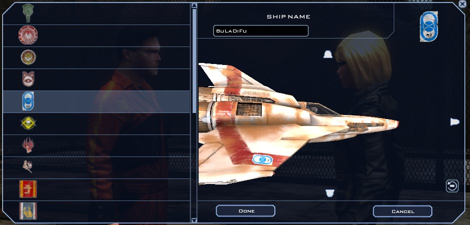 Battlestar Galactica Online - Ship Naming