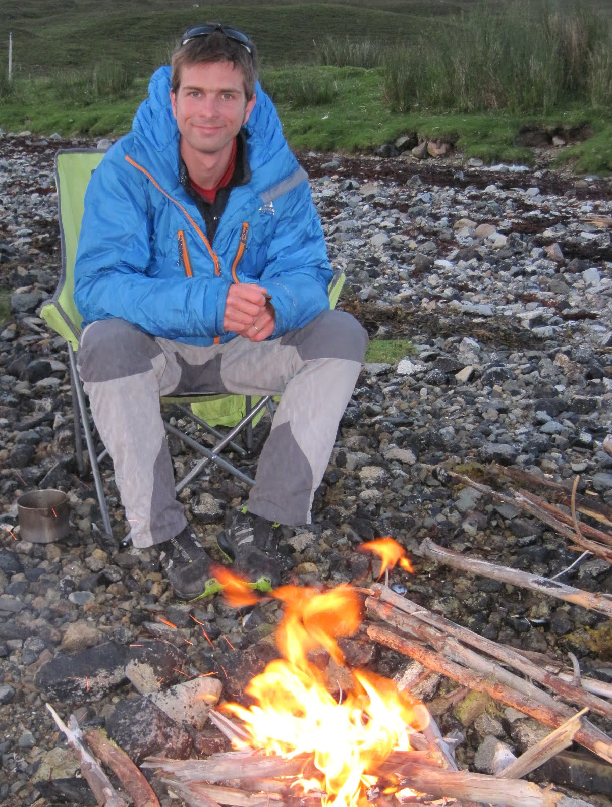 Mr O. Rees (Head of Outdoor Education)