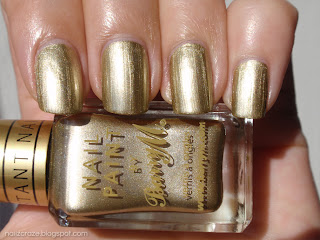 Barry M Gold Foil