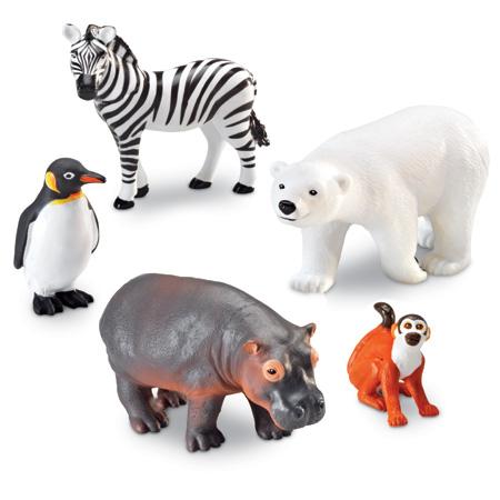 Zoo animals toys - photo#2