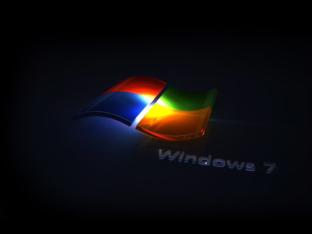 wallpapers: 3D Windows 7 Wallpapers