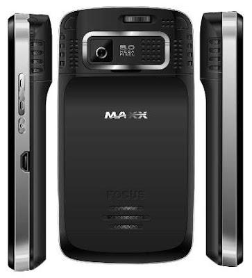Maxx MTP9 Focus Dual SIM Phone
