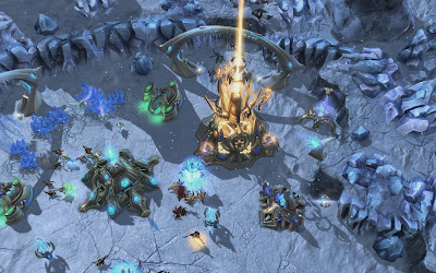 StarCraft II Heart of the Swarm PC Game