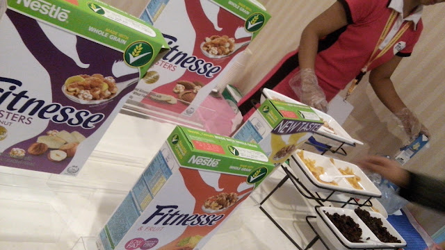 nestle fitnesse, cereals,