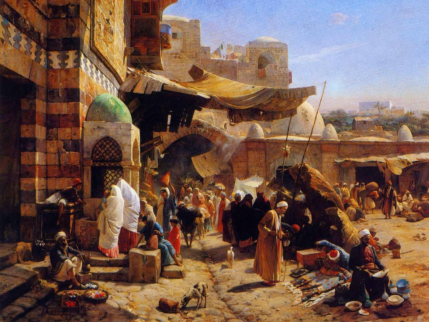 Kehidupan Arab lama