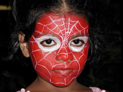 Face Painting Ideas for Fall http://wallpapertattoobodypainting.blogspot.com/2011/12/free-face-painting-ideas.html