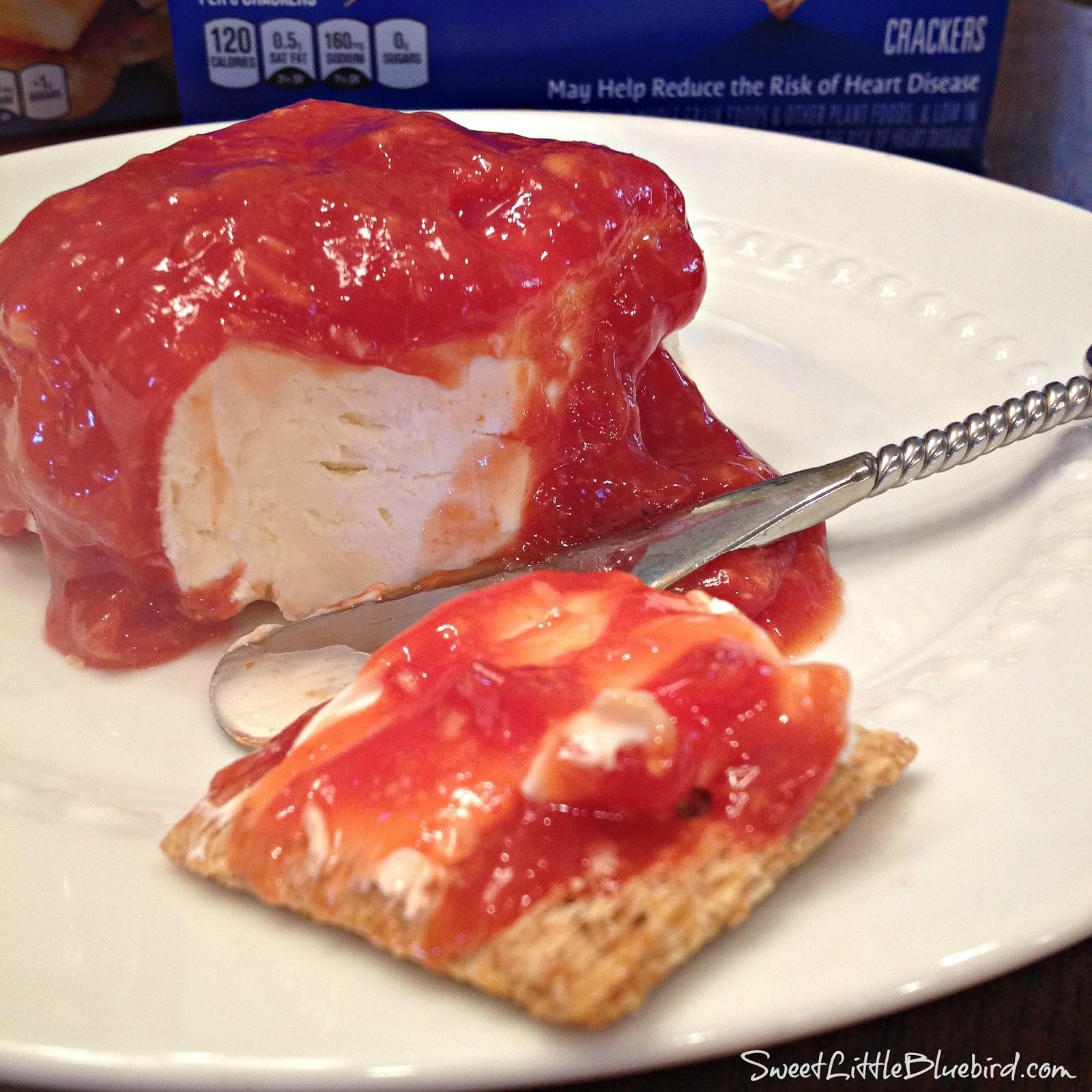 recipe: crabmeat and cream cheese dip [1]
