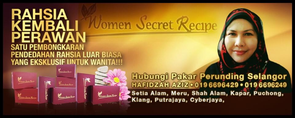 Women Secret Recipe