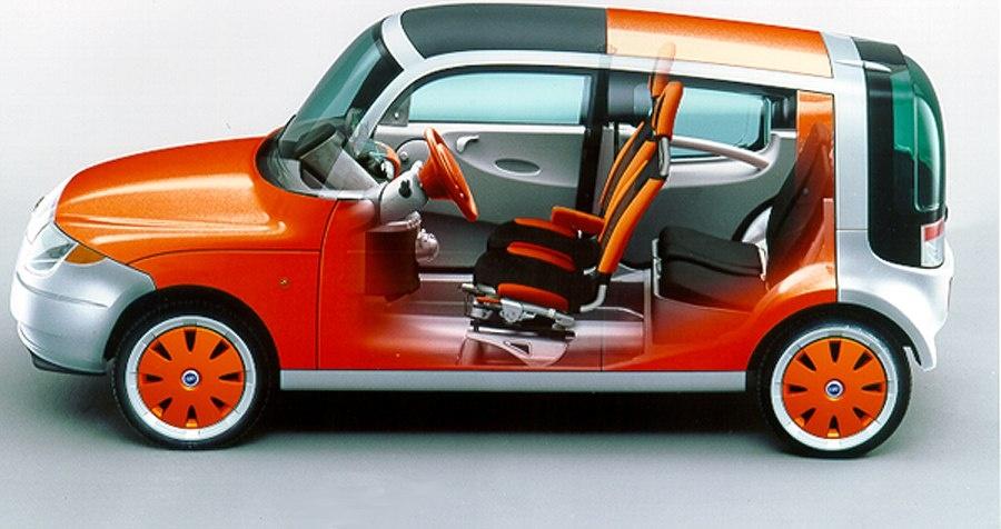 2008 Fiat Panda Multi Eco Concept Car Pictures