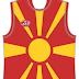 Makedonien hat zum ersten mal ein Team im Australian Football World Cup