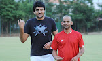 Telugu Film Personalities Practicing Cricket for CCL-thumbnail