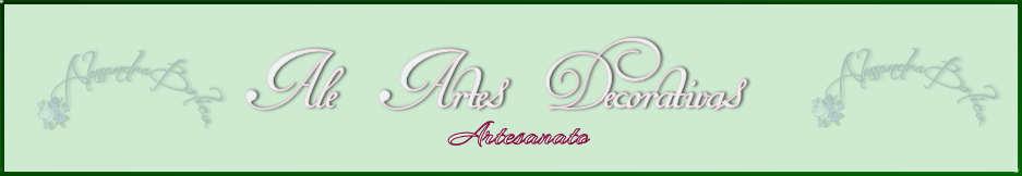 Ale Artes Decorativas