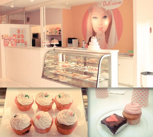 Loja da Barbie - Buenos Aires - Argentina - Palermo - cupcake