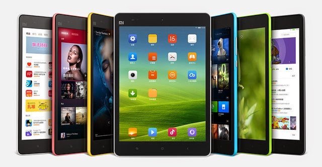 Rò rỉ tablet mới của Xiaomi