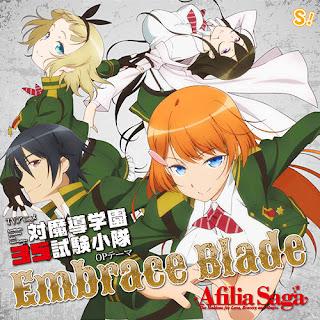 Embrace Blade by Afilia Saga