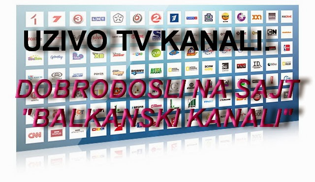 Uzivo TV kanali. Najbolji satelitski, ex-yu, radio kanali, domaci i ...