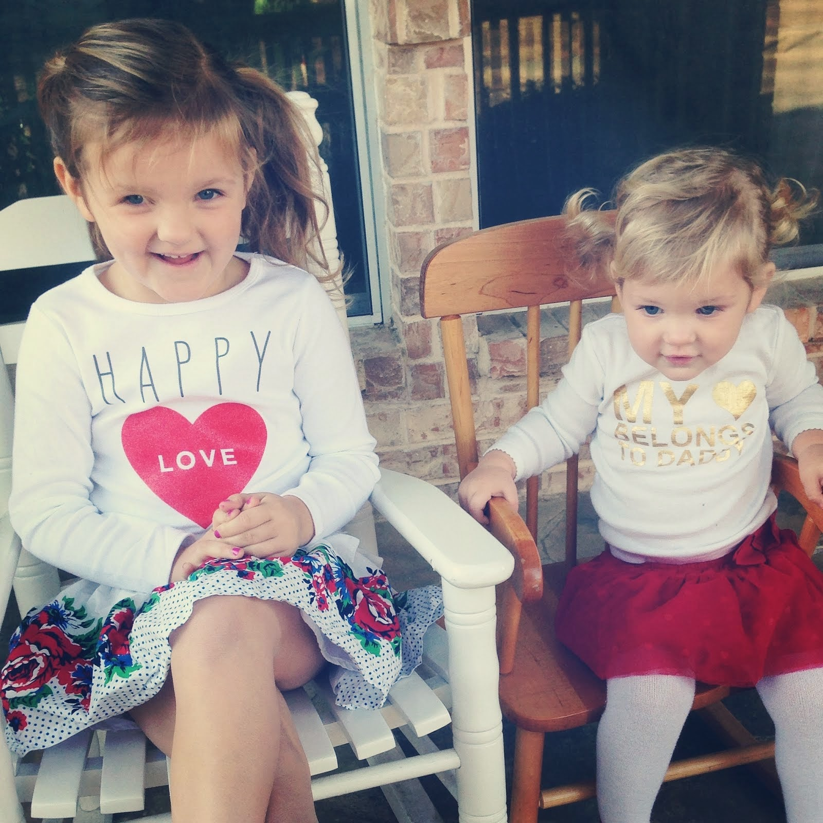 Sweethearts #chapmangirls