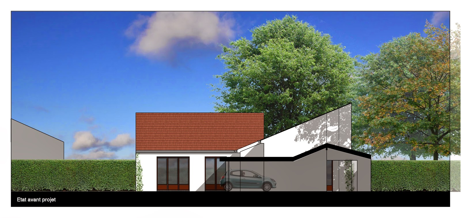 aubrey deriaud architecte. Black Bedroom Furniture Sets. Home Design Ideas