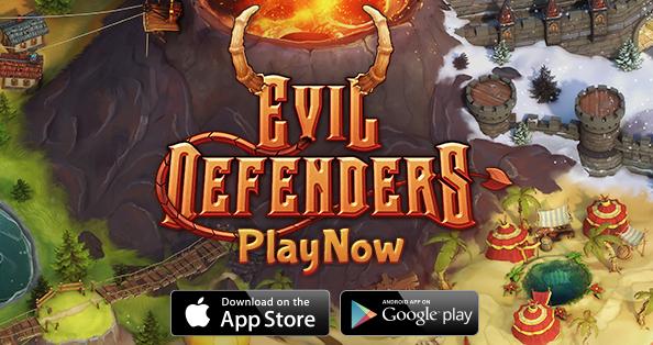 Evil Defenders v1.0.3 APK MOD
