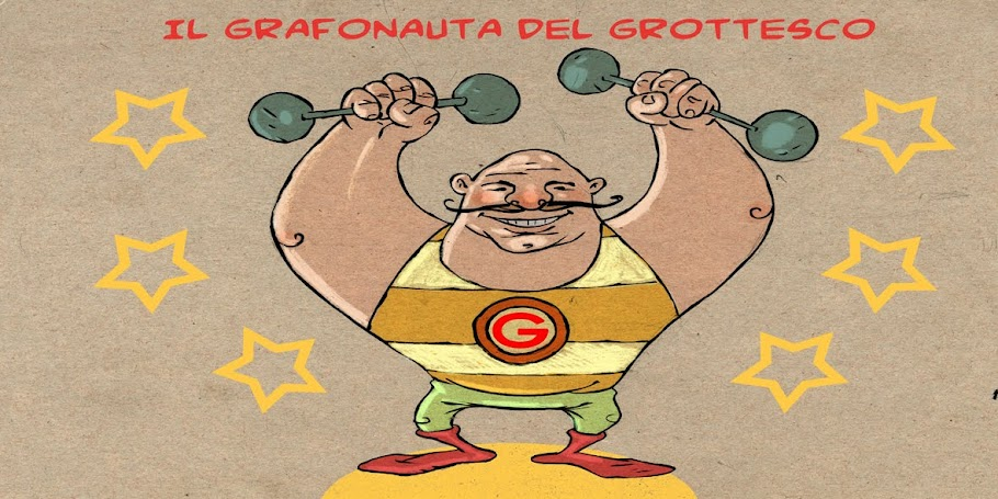 Il Grafonauta del Grottesco