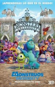 Ver Monsters University (Monstruos University) (2013) Online