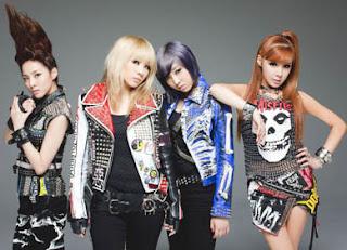Heboh, Konser 2NE1 di Jakarta Ditunda