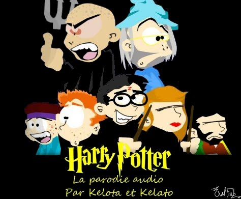 Harry Potter : la vérité! Parodie audio Harry Potter par Kelota et Kelato