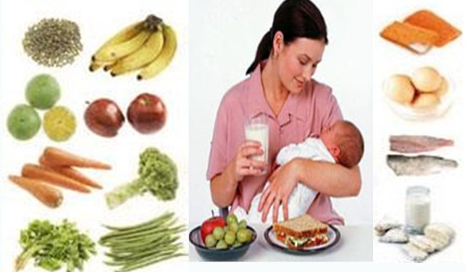 Mengatur Kebutuhan Gizi pada Ibu Menyusui - Inspirasi ...