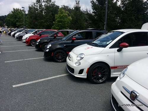 Fiat FreakOut 2012