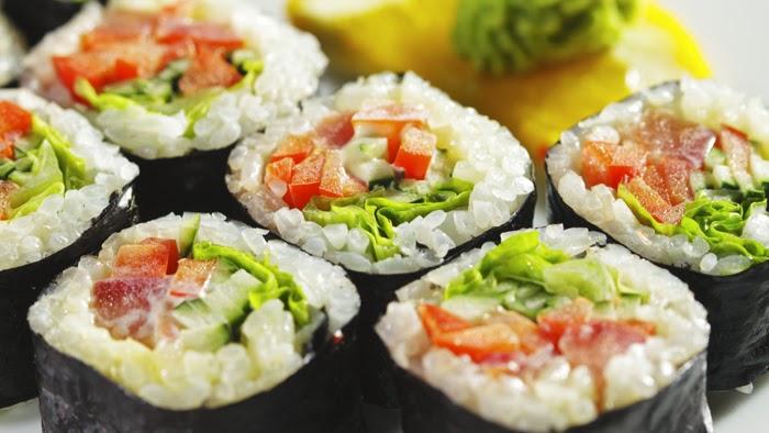 Bagi Penikmat Sushi Wajib Simak Hal Berikut