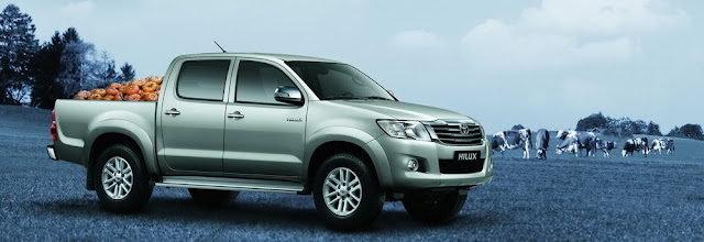 Toyota Hilux giá cực tốt