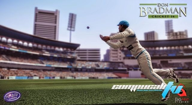 Don Bradman Cricket 14 PC Full