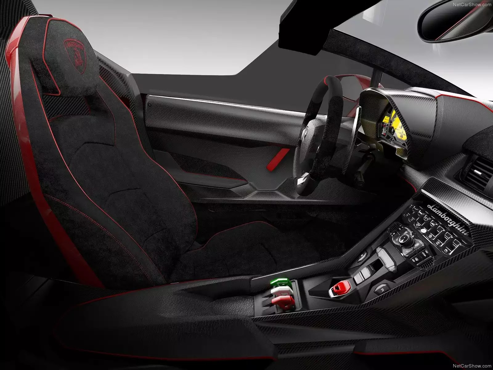 Hình ảnh siêu xe Lamborghini Veneno Roadster 2014 & nội ngoại thất