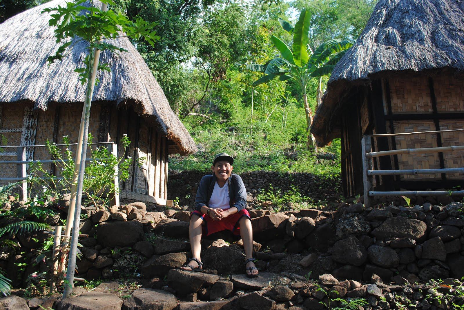 Rumah Adat Penduduk Pulau Alor