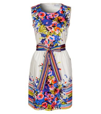 Valentino floral summer dress