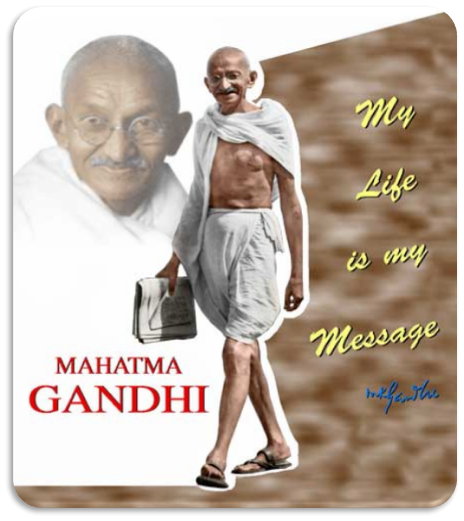 mahatma gandhi s information in sanskrit Mahatma gandhi short essay in sanskrit - va tech creative writing published april 22, 2018 | by currently writing an essay on how bush did 9/11 what's your life.