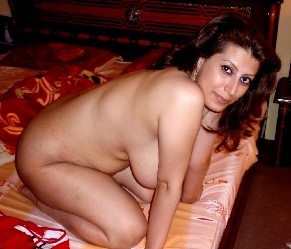 Beautiful arabian nude