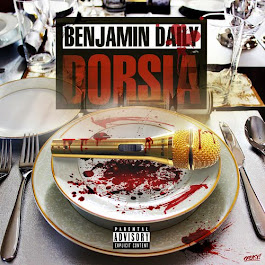 Benjamin Daily - Dorsia EP produced by. Frankie Piff Mixed and mastered by John Sparks.