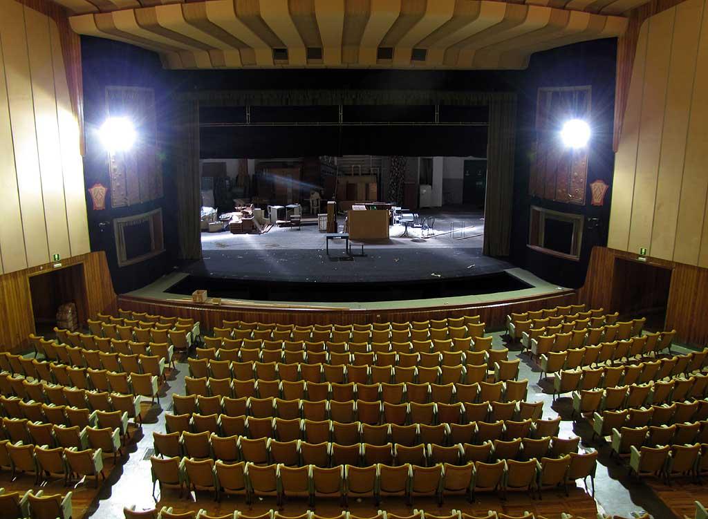 Theater La Gran Guardia, Livorno