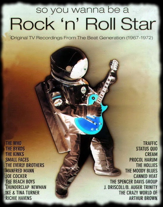 So You Wanna Be a Rock n Roll Star ... 83 minutos